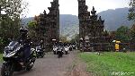 Serunya Touring Honda PCX Keliling Pulau Bali