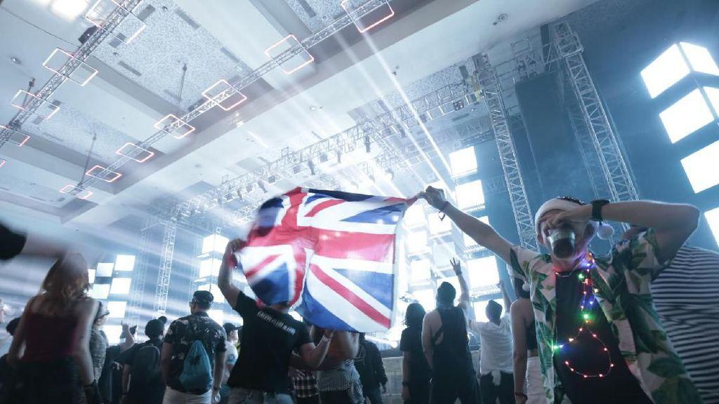Demi DJ Favorit, Richard Rela Terbang dari Inggris untuk DWP 2019