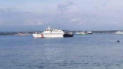 Peringati Hari Nusantara, Kemenhub Kirim Kapal Patroli ke Padang