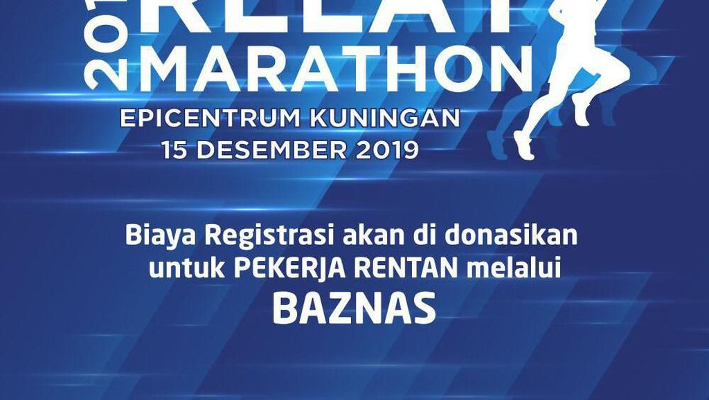 Tiket BPJAMSOSTEK Run Ludes Diborong Pelari