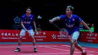 Kevin/Marcus Gagal ke Final BWF World Tour Finals