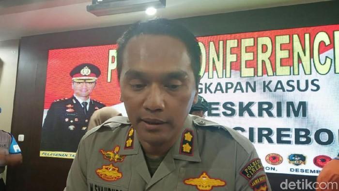 Foto: Sudirman Wamad/Kapolresta Cirebon AKBP M Syahduddi