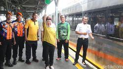Kereta Argo Anggrek dan Sancaka Kini Berhenti di Stasiun Bojonegoro