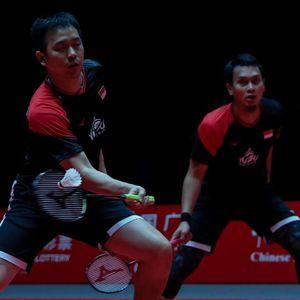 Hasil Lengkap BWF Tour Finals 2019: Indonesia Bawa Pulang Satu Gelar