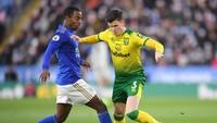 Ditahan Imbang Norwich, Leicester Gagal Dekati Liverpool