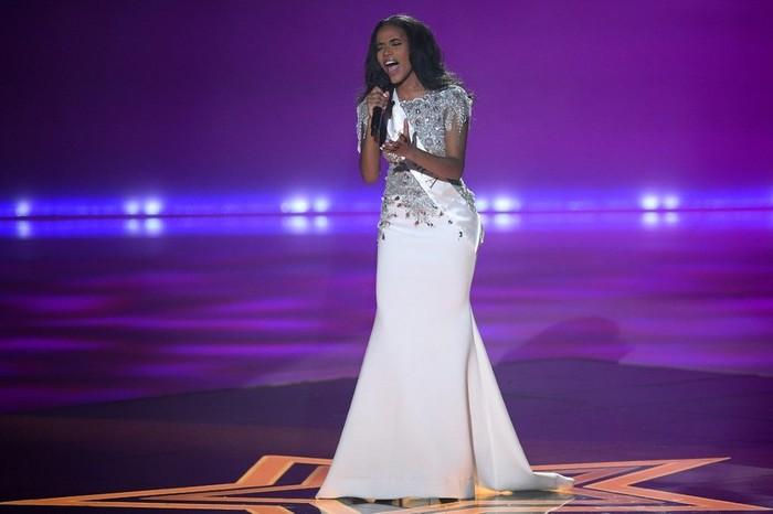 Pemenang Miss World 2019 adalah Miss Jamaica Toni-Ann Singh. Foto: Dok. Instagram, Dok. AFP