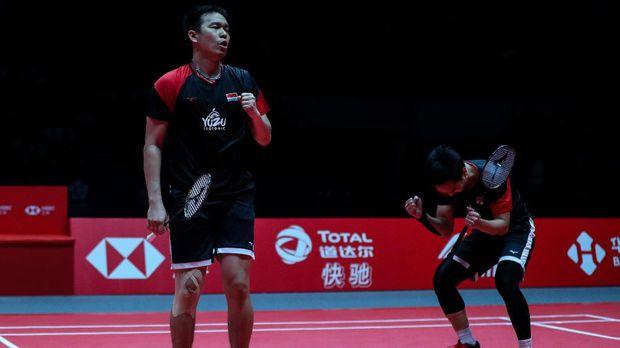 Netizen Terharu Ahsan/Hendra Juara BWF World Tour 2019