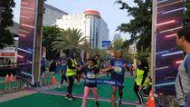 5.000 Pelari Ramaikan BPJAMSOSTEK Relay Marathon