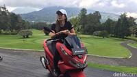 Nabila Putri, Si Penyelamat Touring