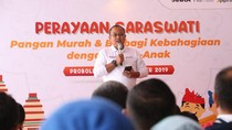 5 BUMN Bikin Aksi Sosial di Perayaan Saraswati Probolinggo