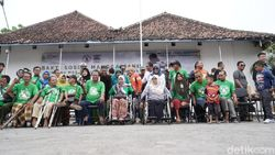 Polisi Bagikan SIM D Gratis pada Kaum Disabilitas di Kota Probolinggo