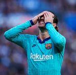 Hasil Imbang yang Memalukan untuk Barcelona
