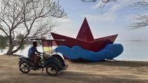 Liburan Tahun Baru di Pulau Seribu, Ada Ikon Wisata Keren