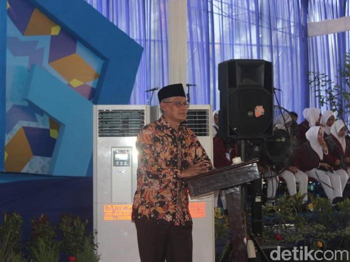 Ketua PP Muhammadiyah Haedar Nashir/Foto: Eko Sudjarwo