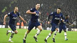 Atasi Wolves 2-1, Tottenham ke Lima Besar Menyalip MU