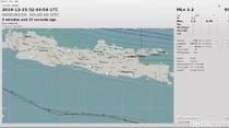 Gempa M 3,2 Terjadi di Banyumas