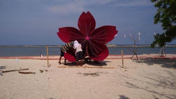 Karyanya tersebar seantero Kepulauan Seribu