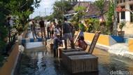 Pemuda di Situbondo Bikin Kampung Keramba untuk Jaga Kebersihan Sungai
