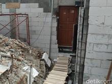 Cerita Rumah Warga di Jakpus Terisolasi Proyek Perusahaan