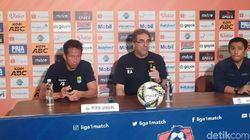 Persib Bandung Terus Kejar Finis Runner-up di Liga 1 2019