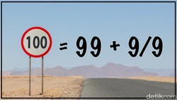 Posisi 69 merupakan salah satu variasi yang cukup populer di kalangan pasutri. Teka-teki 69 berikut ini mungkin butuh sedikit putar otak.