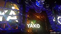 DWP 2019 Hari ke-3, DJ Yako Semburkan Dubstep hingga Trap