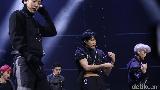 Love Shot EXO ke EXO-L Buka Penampilan Mereka di HUT Transmedia