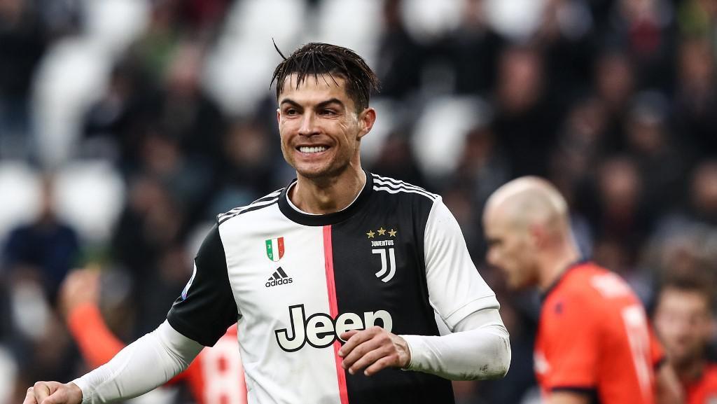 Juventus Vs Udinese: Ronaldo Dua Gol, Bianconeri Menang 3-1