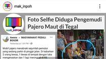 Viral Sopir Mobil Selfie Usai Tabrak Pemotor hingga Tewas, Ini Faktanya