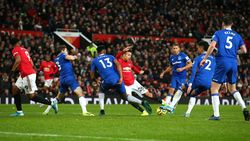 Man United Vs Everton Tuntas 1-1