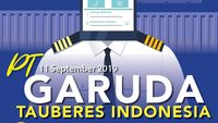 Investor Asing Minat Suntik Modal Rp 2 Triliun ke Garuda Tauberes