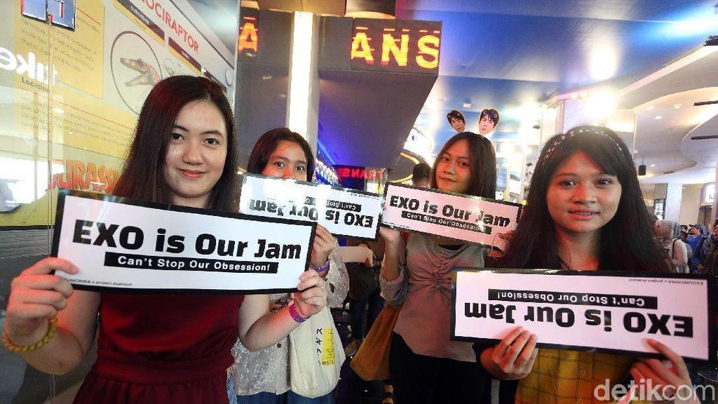 EXO-L Rayakan Hari Jadi ke-6, Chen hingga Lay Beri Selamat
