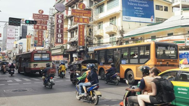 Ilustrasi Thailand