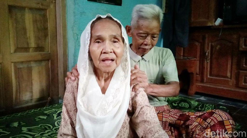 Viral Kakek-Nenek Romantis di KA Prameks: Setiap Hari Memang Mesra