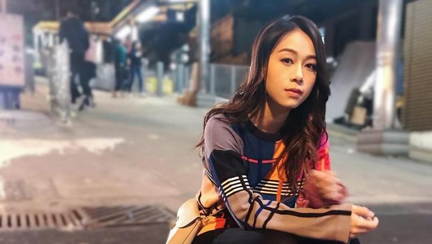 Jacqueline Wong, artis TVB.