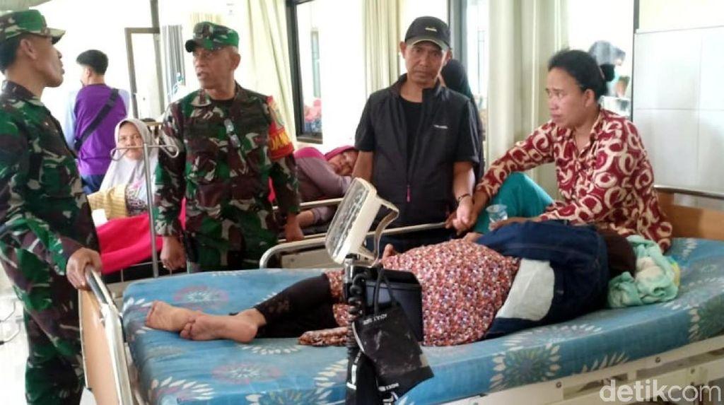 Korban Keracunan Makanan Acara Maulid Nabi di Sukabumi Jadi 54 Orang