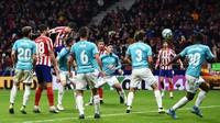 Hasil Liga Spanyol: Atletico Bungkam Osasuna 2-0