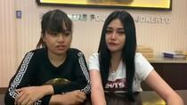 Wanita Seksi yang Kendarai Motor Sambil Keramas Tersandung Dua Pasal