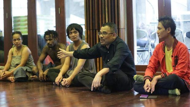 Garin Nugroho Persembahkan 'Planet-Sebuah Lament' 17-18 Januari 2020