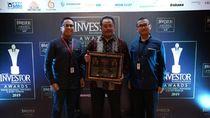 Hutama Karya Raih Penghargaan BUMN Terbaik 2019