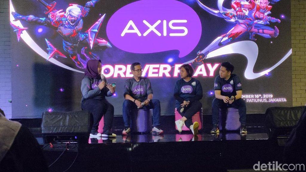 Ingin Fokus ke Mobile Gaming, Axis Jadi Sponsor EVOS Esports