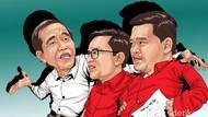 Pak Presiden Jokowi, Mas Wali Kota Gibran, dan Bang Walkot Bobby