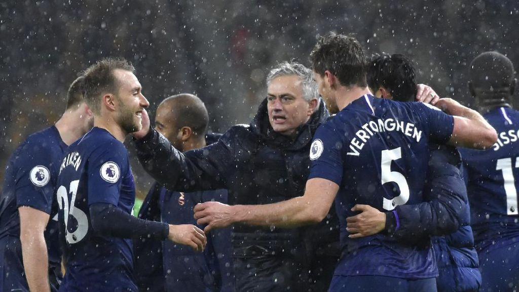 Wolves Vs Tottenham: Rekor Mourinho dan Fakta Lainnya