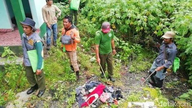 Yuk! Bersihkan Sampah di Jalur Pendakian Gunung Rinjani