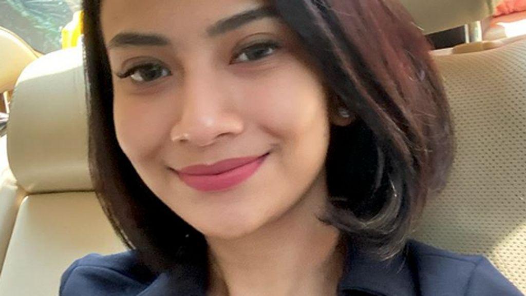 Vanessa Angel Menikah Tanpa Sepengetahuan Keluarga
