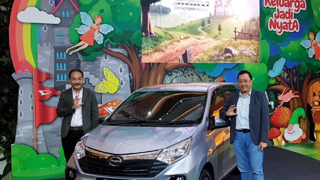 Penjualan Daihatsu Naik 4,1%, Sigra Jadi Tulang Punggung