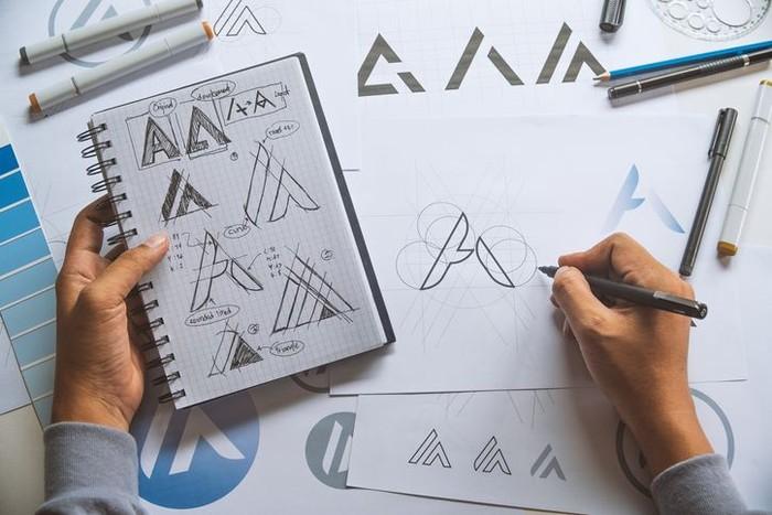 Cara Membuat Logo Yang Mudah Untuk Pemula