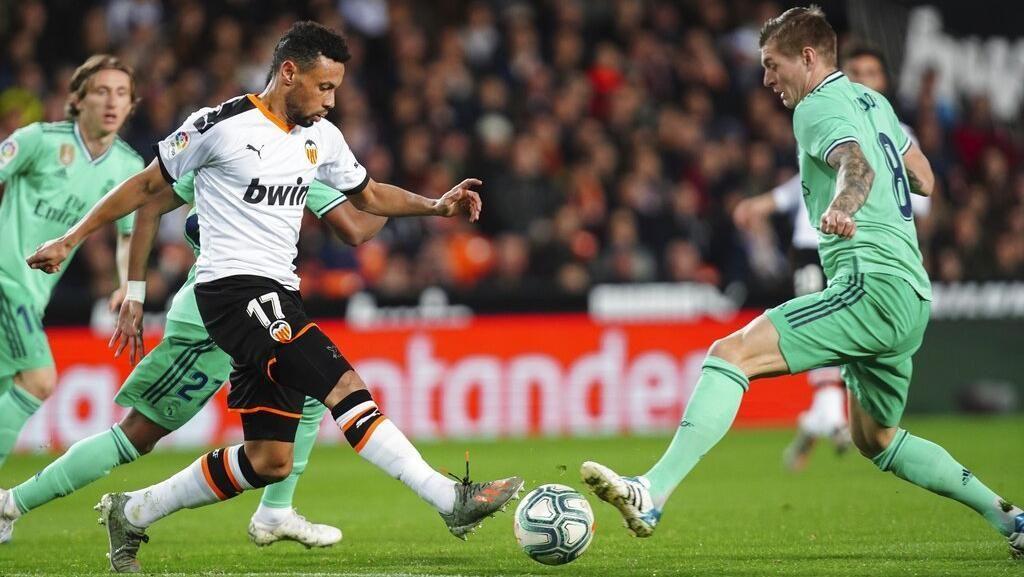 Ini Gol Ciamik Toni Kroos Saat Madrid vs Valencia