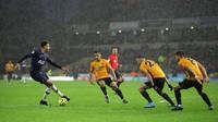 Tiga Poin atas Wolves Terasa Se-Luar Biasa Itu Buat Tottenham