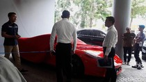 Supercar-nya Disita, Pemilik Akan Praperadilankan Polda Jatim